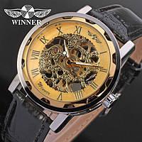 Мужские часы Winner W299 с автоподзаводом Оригинал + Гарантия!, фото 1