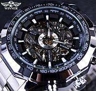 Мужские часы Winner W101 с автоподзаводом Оригинал + Гарантия!, фото 1