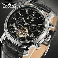 Мужские часы Jaragar Silver Star Оригинал + Гарантия!, фото 1