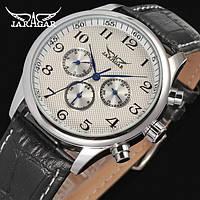 Мужские часы Jaragar Elite White Оригинал + Гарантия!, фото 1
