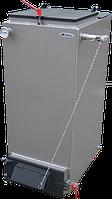Шахтный котел длительного горения Холмова Bizon FS Eco 10 квт