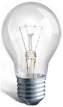 Лампа Лон Іскра НОВА 230В 75Вт Е27 пр  (уп. 10шт) ( в инд. уп.)