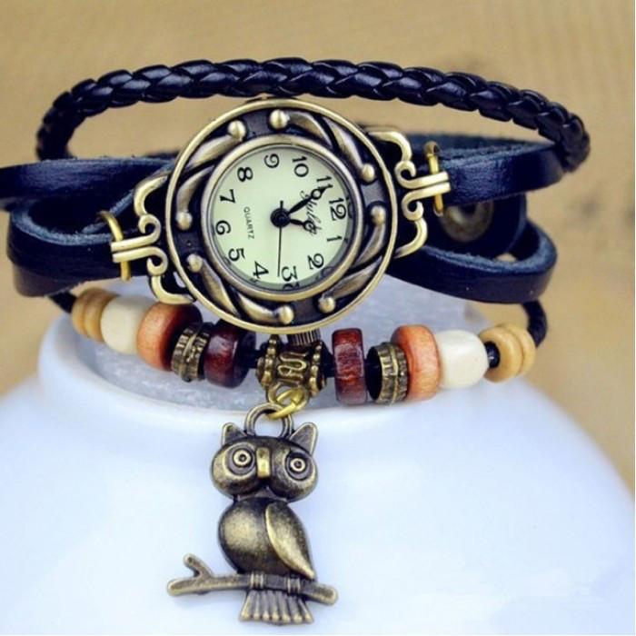 Женские часы CL Owl Оригинал + Гарантия!