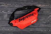 Бананка в стиле Supreme, сумка на пояс код товара B9093