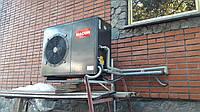 Тепловой насос воздух-вода MACON 035ZA E01 (11кВт) 155м² до -25