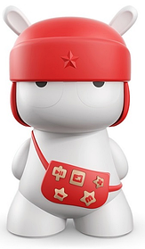 Bluetooth колонка MITU Mi Rabbit hh Red Гарантия 3 месяца