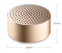 Bluetooth колонка Mi Portable Gold Гарантия 3 месяца, фото 3