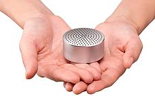 Bluetooth колонка Mi Portable hh Silver Гарантия 3 месяца, фото 3