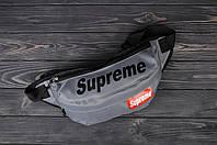 Бананка в стиле Supreme, сумка на пояс код товара B9094