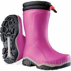 Дитячі зимові гумові чоботи DUNLOP KIDS BLIZZARD для дівчинки