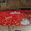 Итальянский молотый кофе LavAzza Suerte 250грамм