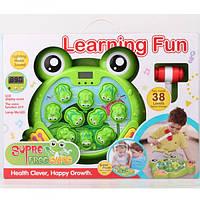 Настольная игра Super Frog, поймай лягушку