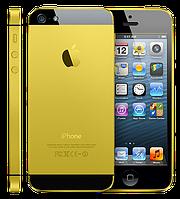 Мобильный телефон смартфон iPhone 5s 16 Gb Gold