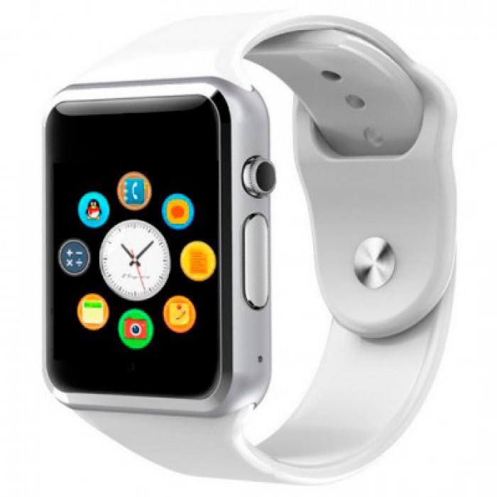 Умные часы UWatch A1 Turbo White Оригинал + Гарантия!