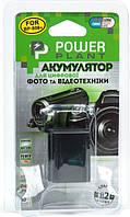 Аккумулятор Powerplant Canon BP-808 Chip DV00DV1260