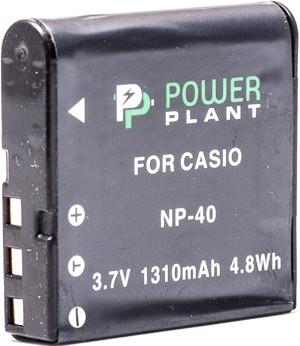 Аккумулятор Powerplant Casio NP-40 DV00DV1044