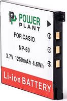 Аккумулятор Powerplant Casio NP-60 DV00DV1227