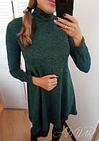 Платье женское ангоровое большие размеры, фото 1