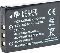 Аккумулятор Powerplant Kodak KLIC-5001, DB-L50 DV00DV1151