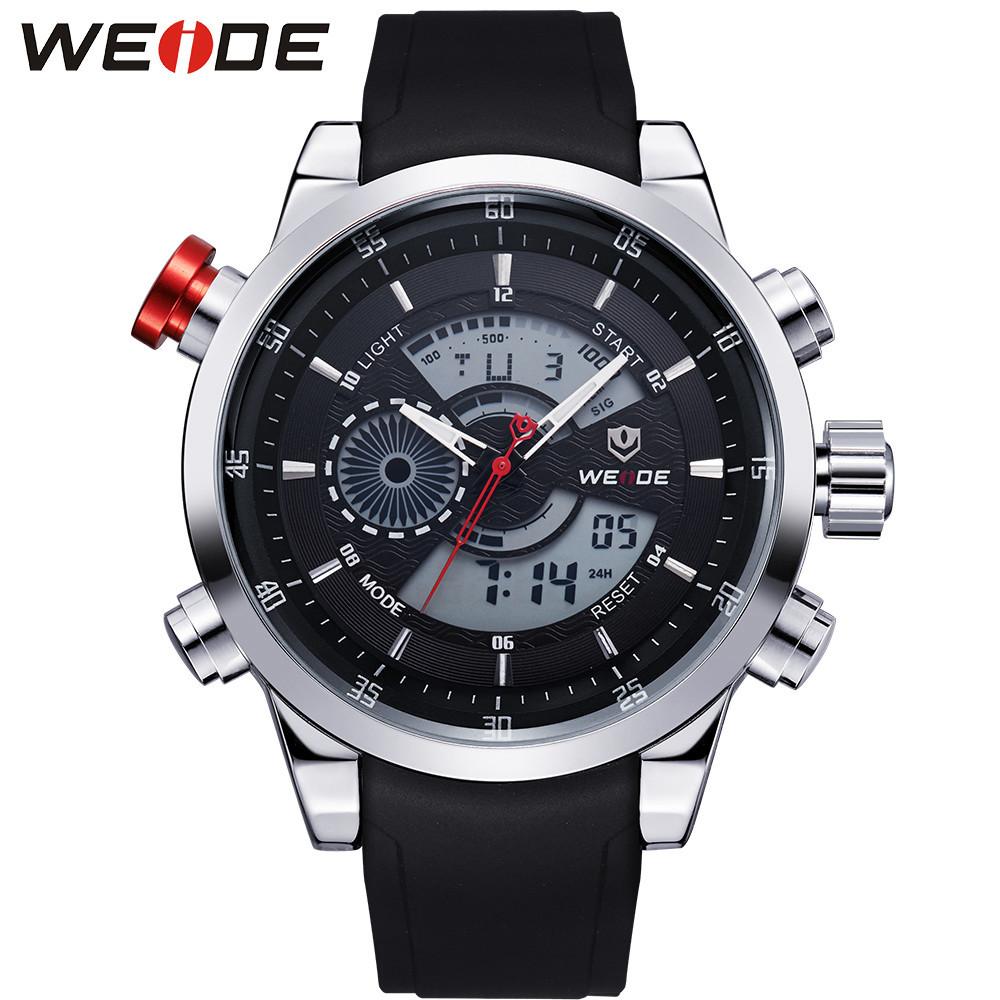 Мужские Часы Weide WH3401 Rubber — в Категории