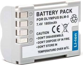 Аккумулятор Powerplant Olympus PS-BLM5 DV00DV1286