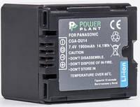 Аккумулятор Powerplant Panasonic CGA-DU14 DV00DV1182