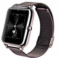Умные часы UWatch Z50 Black Оригинал + Гарантия!, фото 1
