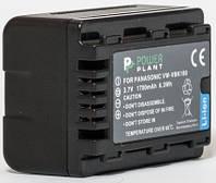 Аккумулятор Powerplant Panasonic VW-VBK180 DV00DV1291