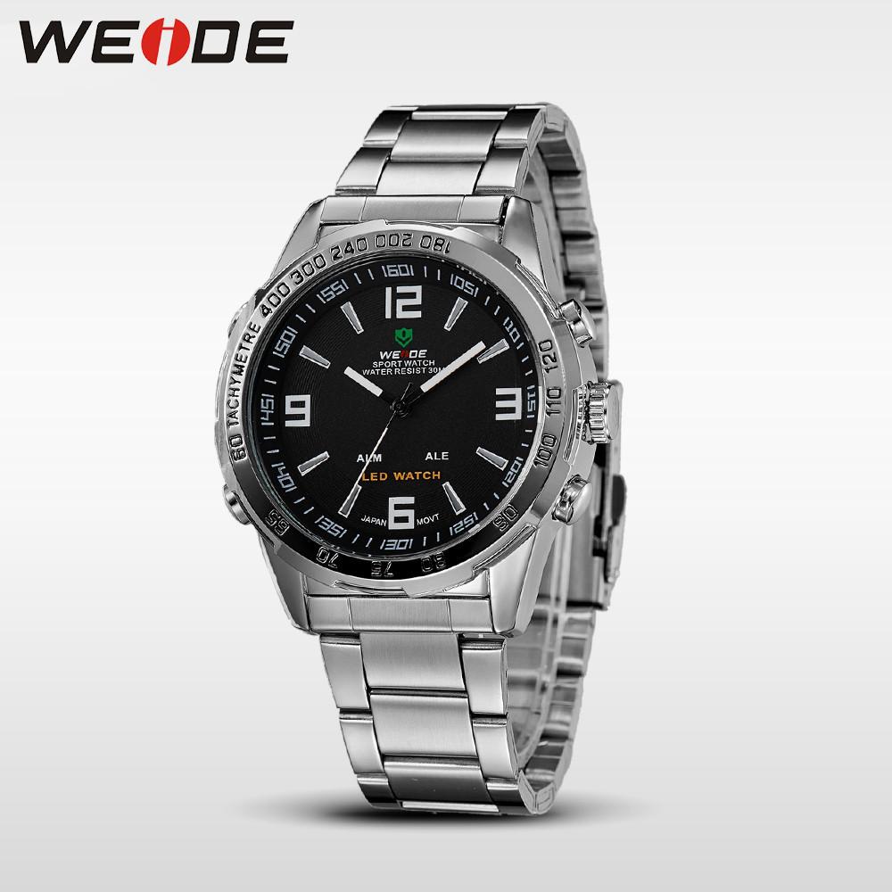 Мужские Часы Weide WH1009 Silver Оригинал + Гарантия! — в Категории ... 05af08d57b8