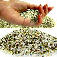 Песок стеклянный Elecro 0,5-1,0 (25 кг)