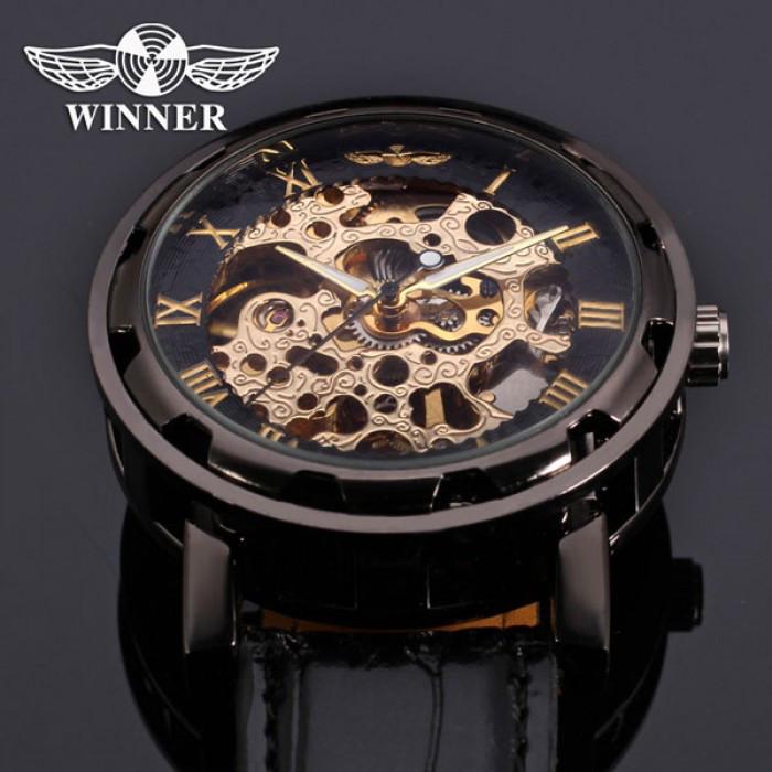 8c3f8ba9 Мужские часы Winner Chocolate Оригинал + Гарантия!: продажа, цена в ...
