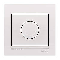 Диммер 800 Вт  белый LEZARD 702-0202-115 DERIY  000013674