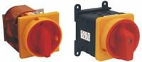 Пакетные кулачковые главные выключатели, тип LK, SK, на токи 10-100А, производства СПАМЕЛ