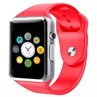 Умные часы UWatch A1 Turbo Red Оригинал + Гарантия!, фото 1