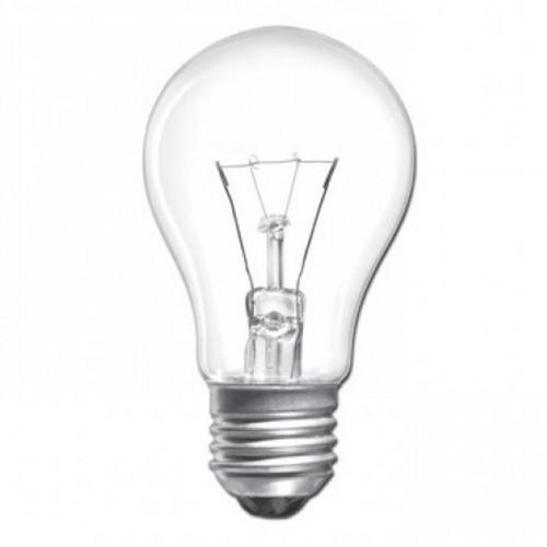 Лампа МО 24В 60Вт Е27 гофра (без обміну) (без перевiрки)