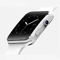 Умные часы UWatch X6 White Оригинал + Гарантия!, фото 1