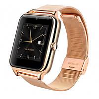 Умные часы UWatch Z50 Gold