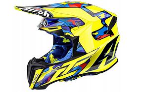 Шлем кроссовый Airoh Twist TC16 (Yellow)