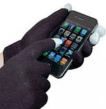 Супер рукавички для сенсорних екранів, фото 3