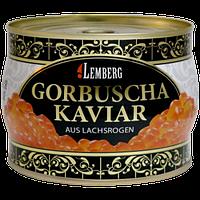 Икра горбуши Lemberg Gorbuscha Kaviar, 500гр (Германия)