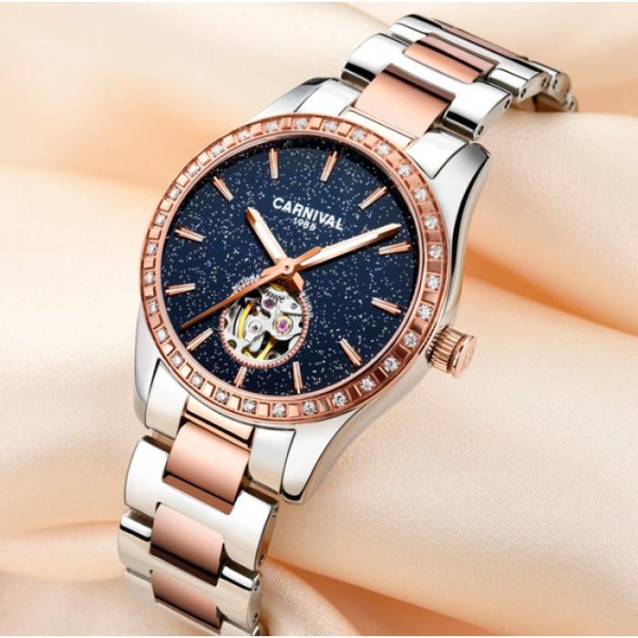 bf588f91daec7 Женские часы Carnival Lady VIP Silver Оригинал + Гарантия!: продажа ...