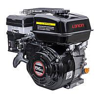 Двигатель бензиновый Loncin G 200F-S (шпонка, вал 19мм)
