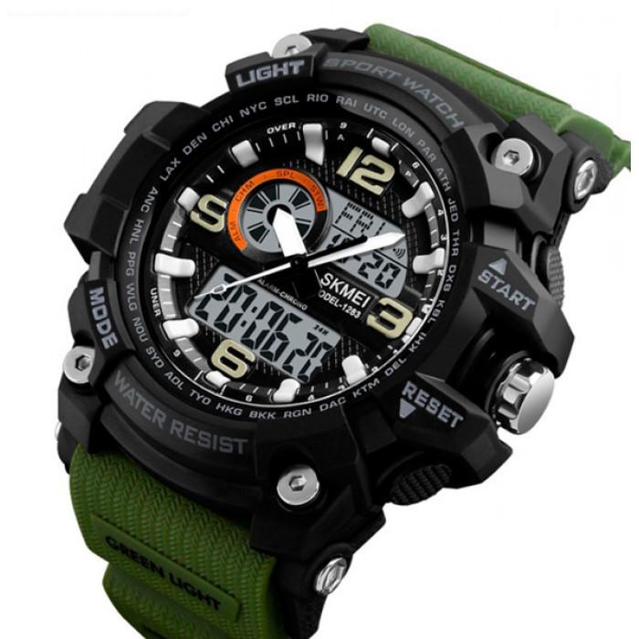 Мужские часы Skmei Disel Оригинал + Гарантия!