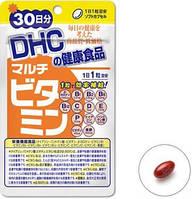 DHC Мультивитамины, 30 шт. (на 30 дней)