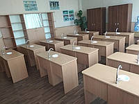 Стіл лабораторний для кабінету хімії