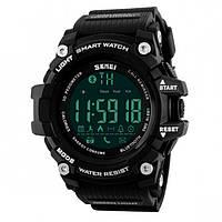 Умные часы Skmei Smart Black Оригинал + Гарантия!, фото 1