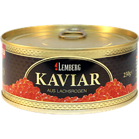 Икра лосося Lemberg Kaviar 250г