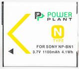 Аккумулятор Powerplant Sony NP-BN1 DV00DV1278, фото 2