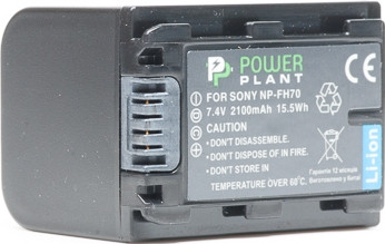 Аккумулятор Powerplant Sony NP-FH70 DV00DV1207