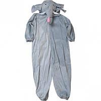 Детский карнавальный костюм «Слонёнок»